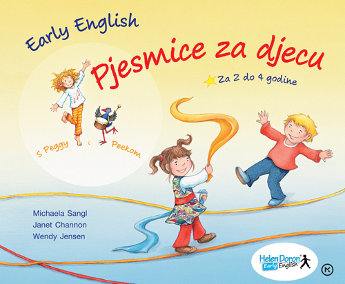 EARLY ENGLISH – pjesmice za djecu + CD